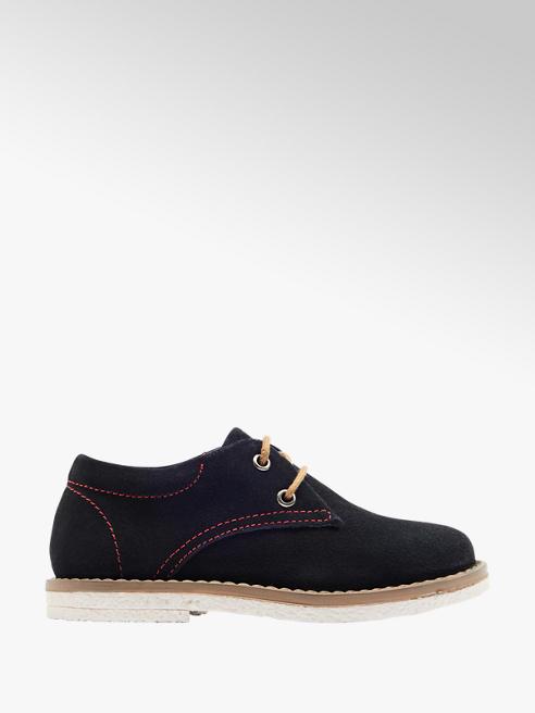 Bobbi-Shoes Sneaker blu con velcro