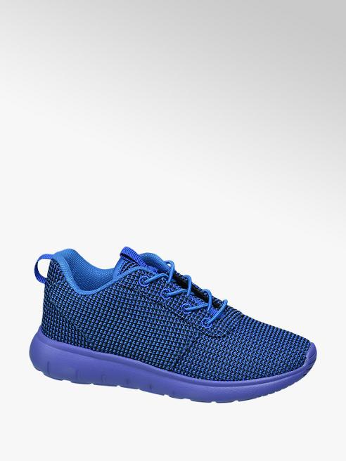 Vty Sneaker blu in mesh