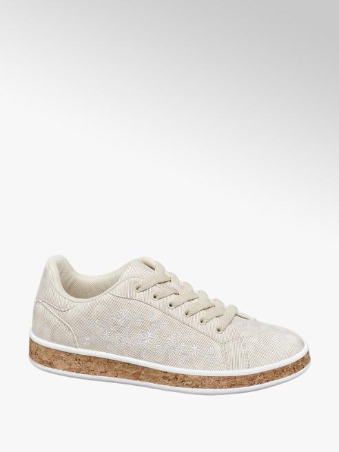 Graceland Sneaker con fantasia floreale