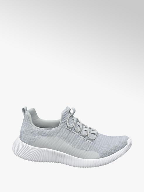 Venice Sneaker grigio ghiaccio in tessuto