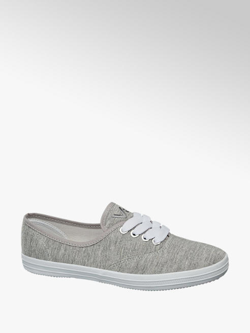 Vty Sneaker grigio melange