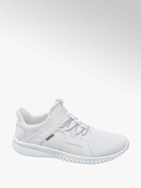 Memphis One Sneaker in mesh bianco