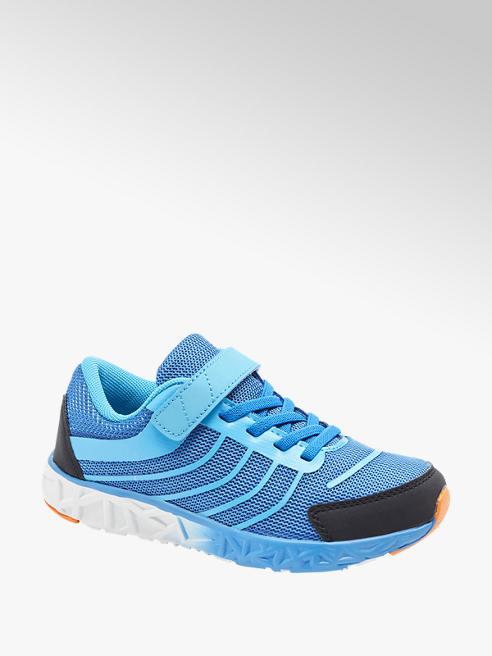 Vty Sneaker in mesh blu