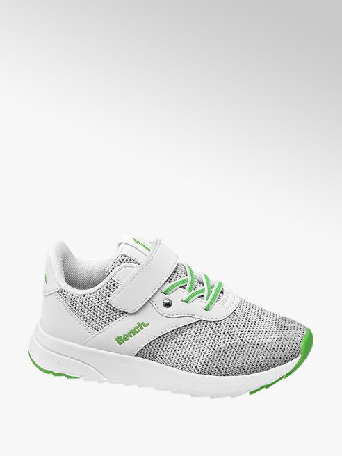 Bench Sneaker in mesh grigio