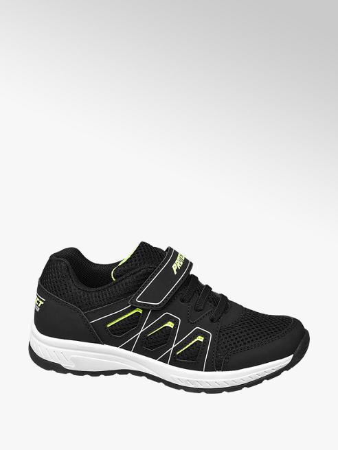 Vty Sneaker in mesh nera