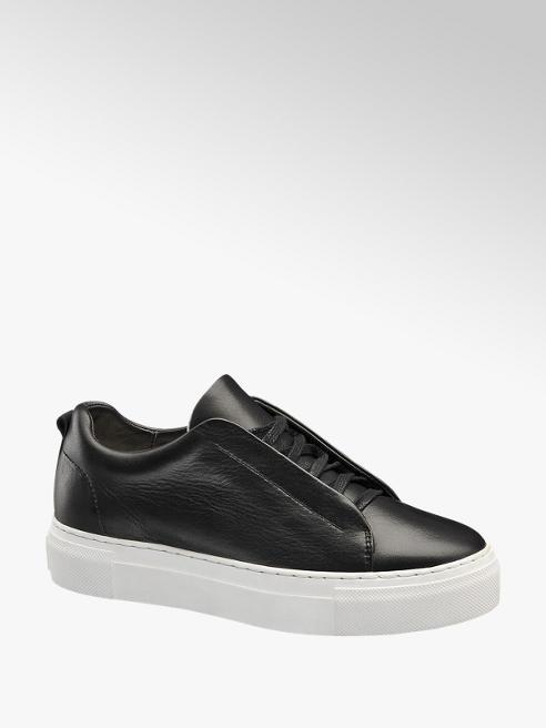 5th Avenue Sneaker in pelle nera