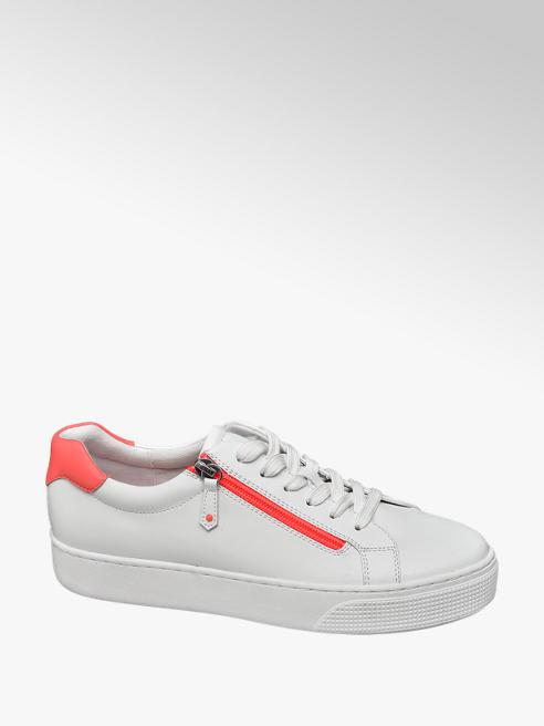 Graceland Sneaker in similpelle bianca