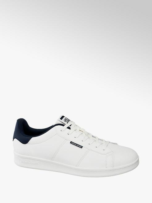 Jack + Jones Sneaker in similpelle bianca