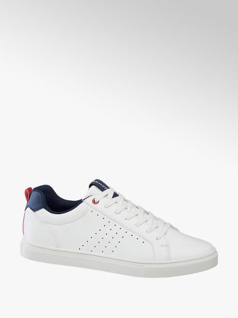 Memphis One Sneaker in similpelle bianca