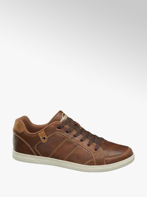 Memphis One Sneaker in similpelle marrone
