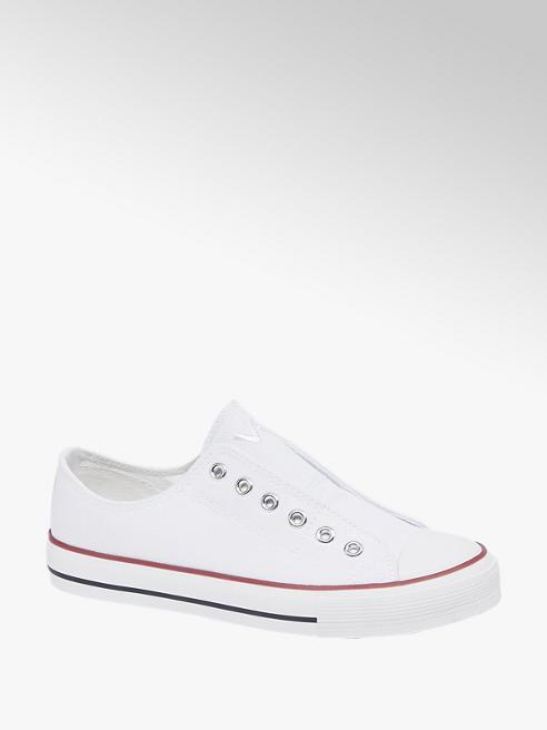 Vty Sneaker in tessuto bianco