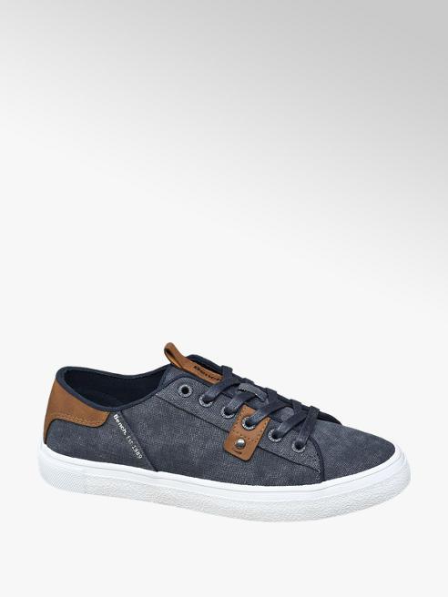 Bench Sneaker in tessuto blu scuro