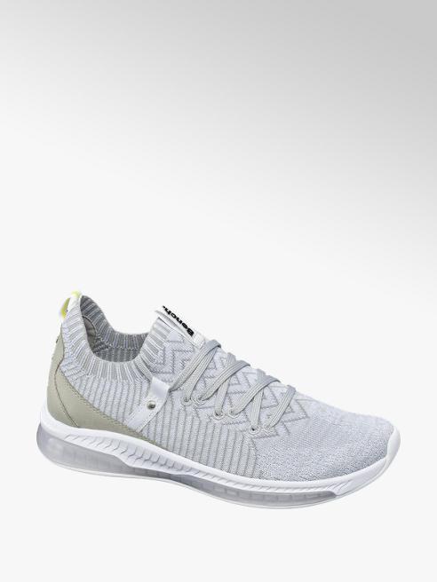 Bench Sneaker in tessuto grigio