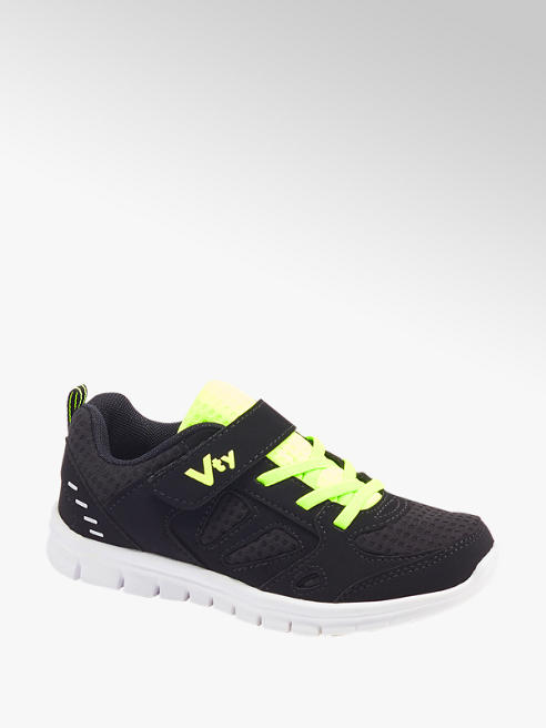 Victory Sneaker in tessuto nero