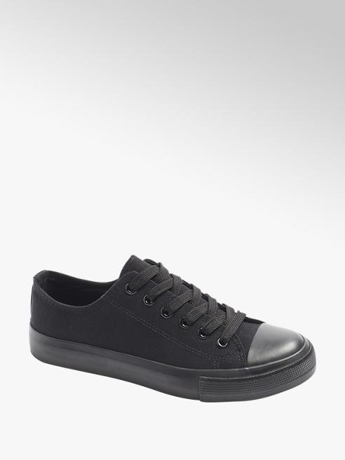 Vty Sneaker in tessuto nero