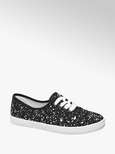 Vty Sneaker leggera bianca e nera