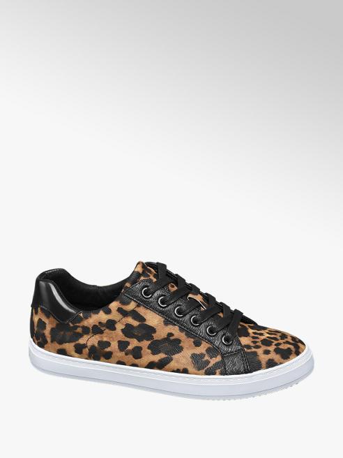 Graceland Sneaker leopardata