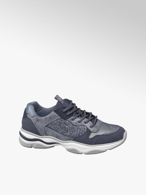 Graceland Sneaker navy con lacci