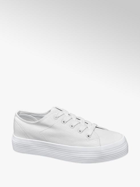 Vty Sneaker platform bianca