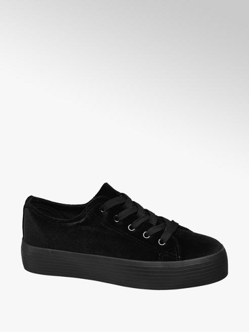 Vty Sneaker platform nera