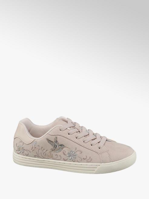 Graceland Sneaker rosa floreale
