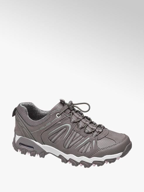 Graceland Sneaker trekking grigia