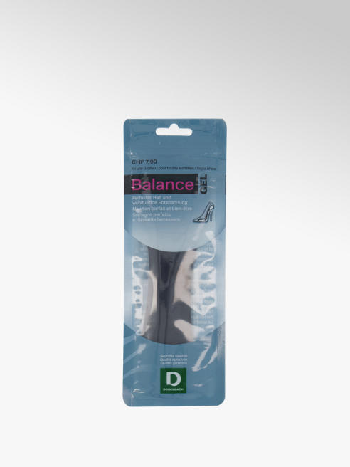 Soft-gel balance crna