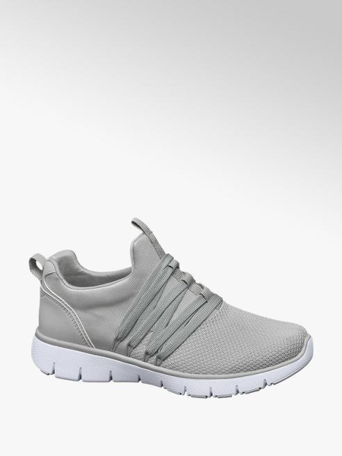 Graceland Sportos szürke sneaker
