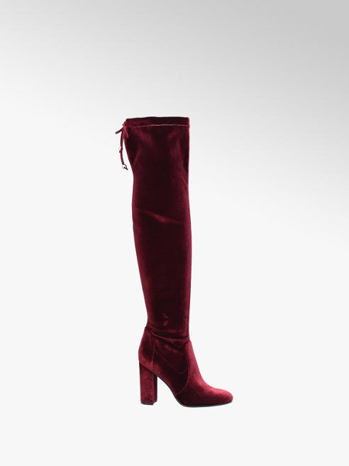 Star Collection Over The Knee Boot