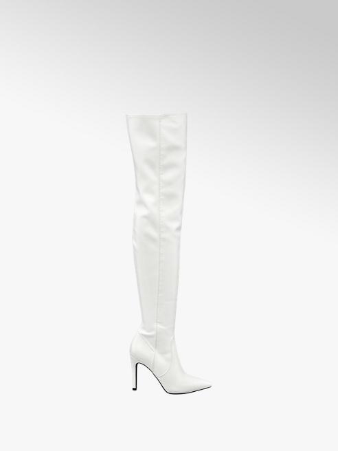 accessori bianchi - Catwalk Stivale overknee bianco, Deichmann