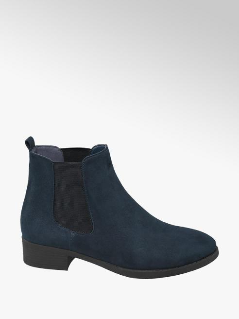 Graceland Stivaletto - chelsea blu scuro