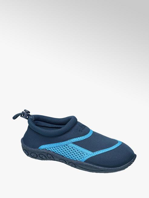 Blue Fin Sötétkék színű fiú vizicipő
