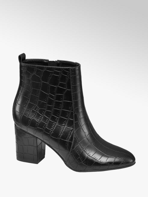 Catwalk Støvlet Reptil-Look