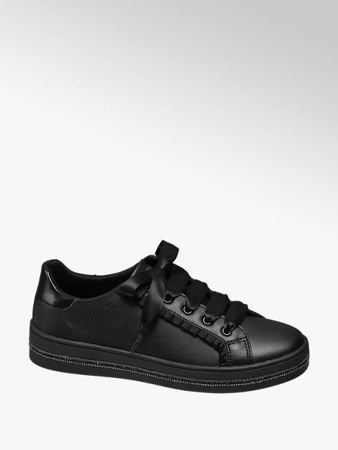 Graceland Szatén fűzős sneaker