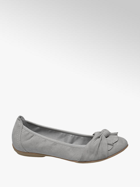 Graceland Szürke balerina