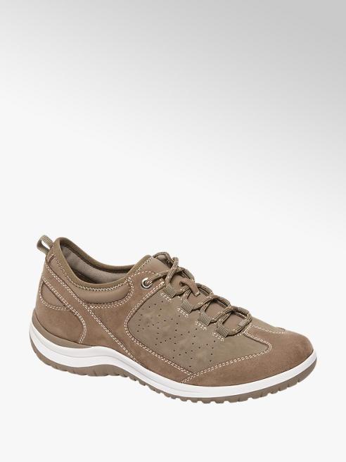 Easy Street Szürke női kényelmi cipő
