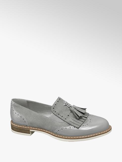 Graceland Szürke női loafer