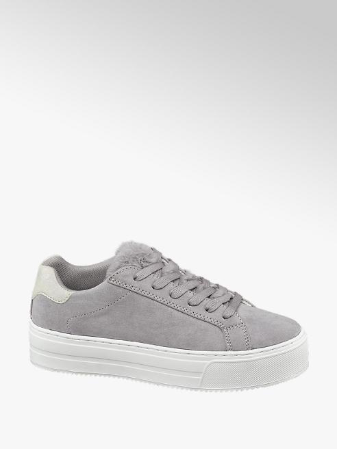 Graceland Szürke platform sneaker