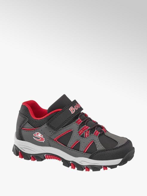 Bobbi-Shoes Szürke színű fiú sneaker