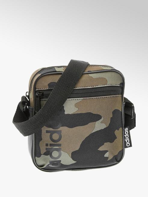 adidas Taška cez rameno s maskáčovým vzorom Adidas Lin Organizer G