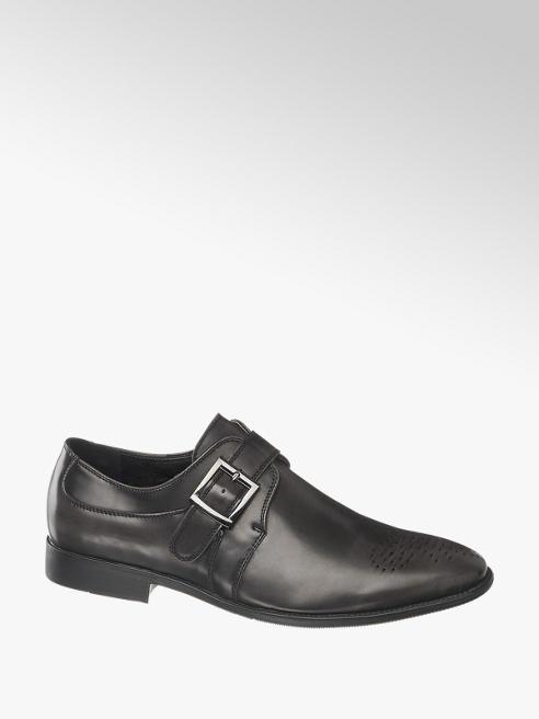 Bottesini Tmavě šedá společenská obuv Bottesini