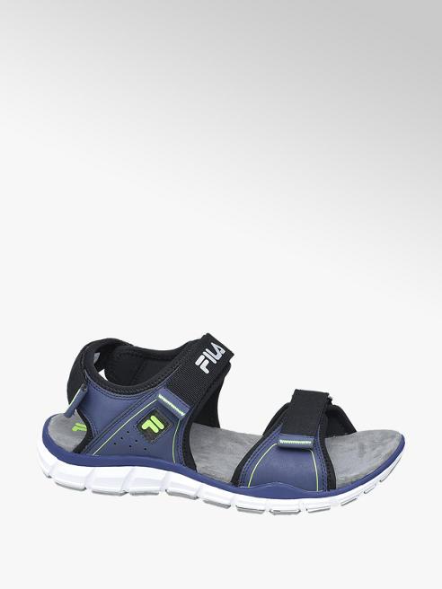 Fila Tmavě modré sandály Fila na suchý zip