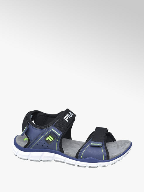 Fila Tmavomodré sandále na suchý zips Fila