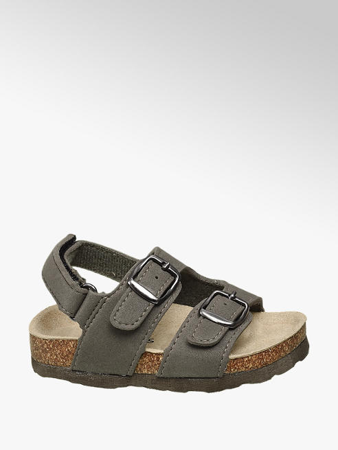 Bobbi-Shoes Toddler Boy Footbed Sandals