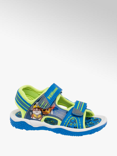 Paw Patrol Toddler Boy Paw Patrol Sandals