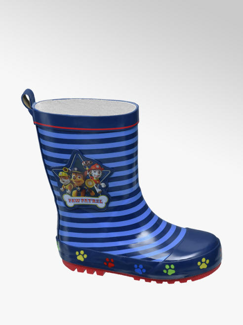 Toddler Boys Paw Patrol Wellington Boots