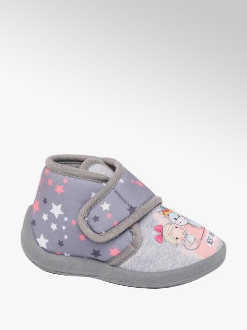 Toddler Girl 'Best Friend' Unicorn Slippers