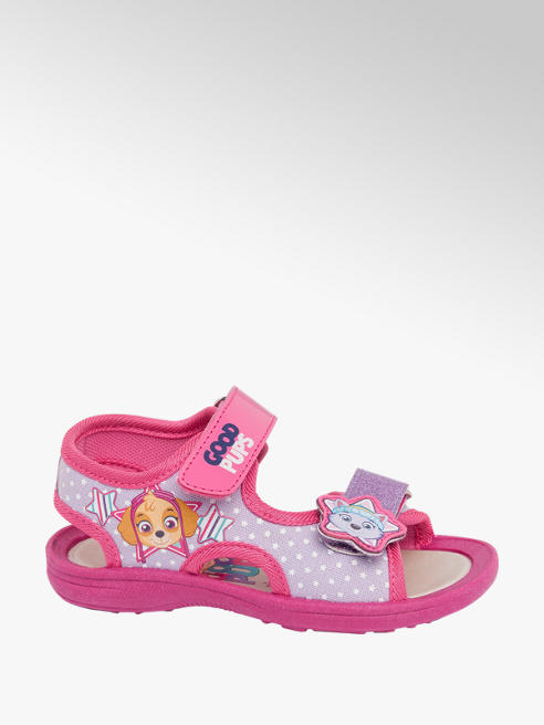 Toddler Girl 'Paw Patrol' Sporty Sandals