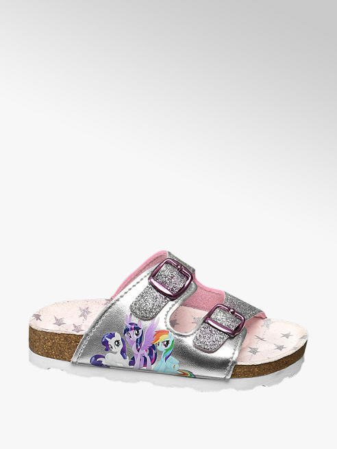 Toddler Girls 'My Little Pony' Footbed Sandals