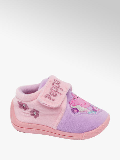Peppa Pig Toddler Girls Peppa Pig Slippers